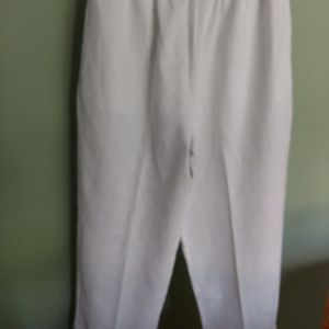 Susan Graver linen pants